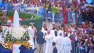Adeus à Virgem de Fatima