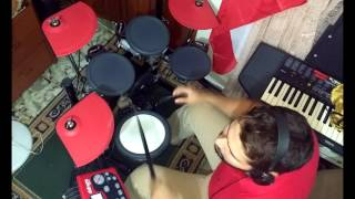 Farruko - Chillax ft. Ky-Mani Marley (Drum Cover)