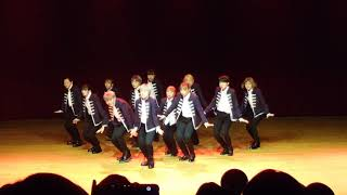 20170812 BTS-Not today dance cover by Dazzling