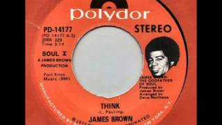 JAMES BROWN - Think (1973)