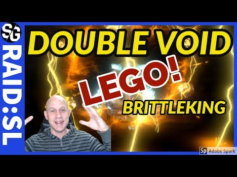 RAID SHADOW LEGENDS | VOID LEGO SUMMON | BRITTLEKING