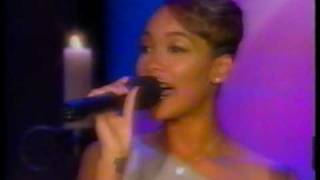 Monica - Angel of mine (Live)