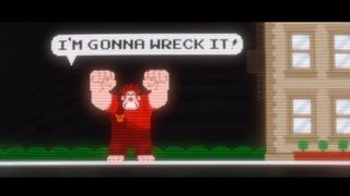Wreck-It Ralph Trailer -- Official Disney Movie | HD