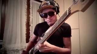 Do what You Wanna Do - T Connection (Bass cover)