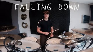 Lil Peep & XXXTENTACION - Falling Down - DRUM COVER