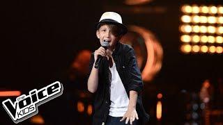 """Tytus Brzeziński – """"Uptown Funk"""" – Przesłuchania w ciemno – The Voice Kids Poland"""