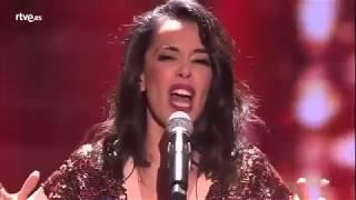Beatriz Luengo Más que suerte directo (live)