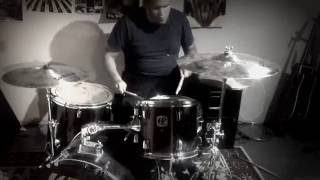 Clipping - Air Em Out (Drum Cover)
