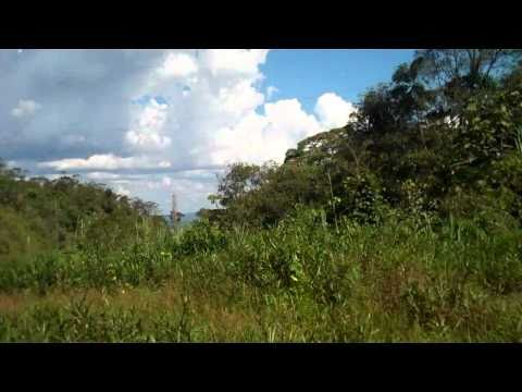 Banos to Puyo and Macas in Ecuador