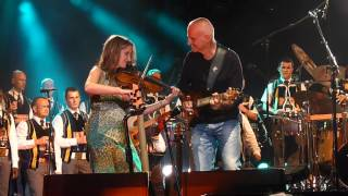 Dan Ar Braz, Dominique Dupuis & Bagad Kemper - Call To The Dance (Live in Lorient, 2012)
