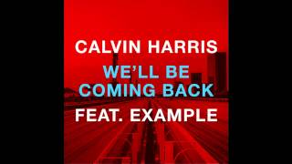 INSTRUMENTAL Calvin Harris   Well Be Coming Back