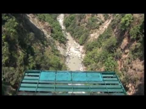 Bungy Jumping Nepal 550 ft