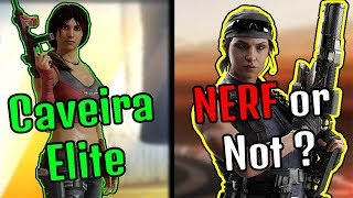 Pro Players Opinion on Kali [ Nerf or Not? ]   New Caveira Elite - Rainbow Six Siege Shifting Tides