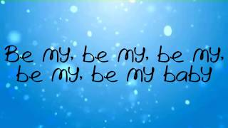 Ariana Grande - Be My Baby (UNPITCHED) ft Cashmere Cat {{LYRICS}}