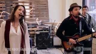 Cree Rider Family Band - Knock Down These Walls - The Loft Sessions