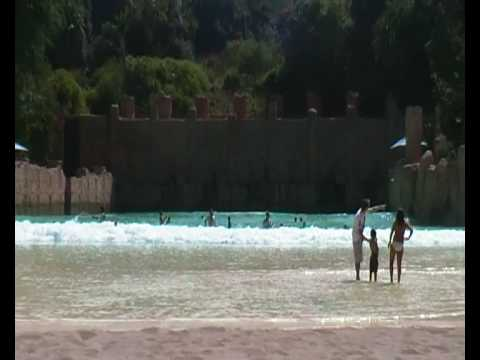 The Valley of the Waves at Sun City – South Africa.MP4