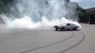 Drifting Chevelle