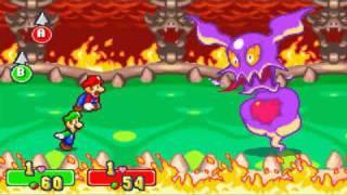 Mario & Luigi: SuperStar Saga - Final Boss (Bowletta/Cackletta)