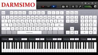 아이유 (IU) - 가을 아침 (Autumn Morning) piano tutorial