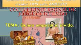 LILIAM SUAREZ - QUIERO EMPEZAR EL OLVIDO (Lp. 1979 - QUIERO EMPEZAR EL OLVIDO)