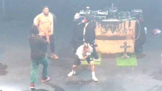 $uicideboy$ - FUCKTHEPOPULATION (Live in LA, 11/6/2016)