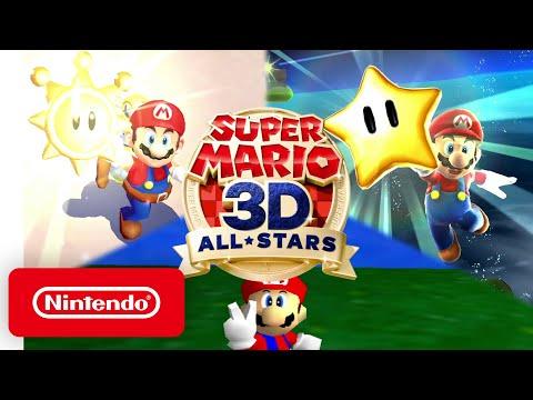 Super Mario 3D All-Stars (NS)  © Nintendo 2020   1/1