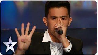 Human Beatbox Neil Amazes Everyone | Asia's Got Talent Episode 4 width=