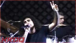 System Of A Down - Deer Dance live【KROQ AAChristmas | 60fps】