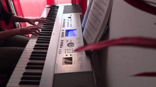 Foi Deus (Amália) - Piano.avi