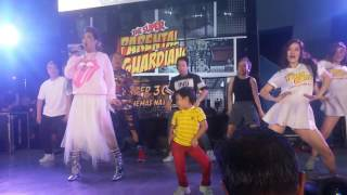 Vice Ganda, Onyok and Awra - Ang Kulit at Star Cinema Paskong Pasasalamat 2016