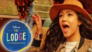 THE LODGE - Jade Alleyne: If You Only Knew | Disney Channel Songs