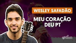 Videoaula Meu Coração Deu Pt (aula de violão completa)
