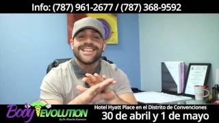 Body Evolution By: Dr. Ricardo Guerrero