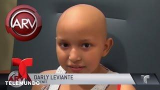 Niña con cáncer se alegra la vida bailando Despacito   Al Rojo Vivo   Telemundo