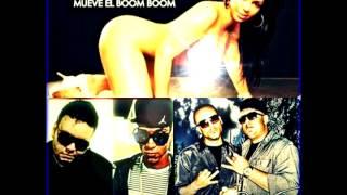 Ian & Benjamin Feat. Chamberlain & Frentz - Mueve el Boom Boom(Los Vegass)(Version Original)