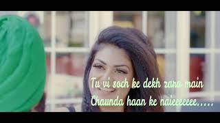 TERI YAAD SAD SONG LYRICAL STATUS VIDEO FOR WHATSAPP
