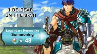 [FEH] Legendary Heroes: Ike Banner Summoning