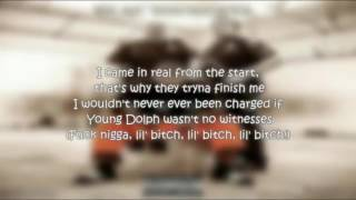 Blac Youngsta - BulletProof (Lyrics Video)