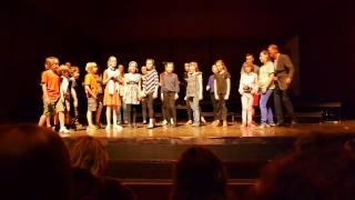 CMS Elementary School Vocal Group - Happy-Pharrell Williams