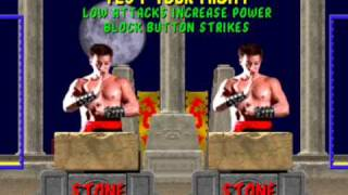 Mortal Kombat Arcade Test Your Might Compilation