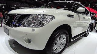 New Nissan Patrol 2016, 2017,  interior, exterior, video