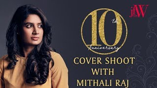 Life is crazy after the World Cup | Mithali Raj Photoshoot | JFW 10th Anniversary Photoshoot | JFW