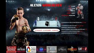 Alexis Goncalves aux Pads avec P.Chomet (Team Pitbull) 2017/04