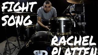 Rachel Platten - Fight Song (Drum Cover)