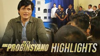 Oscar informs the people that Vendetta helped him | FPJ's Ang Probinsyano