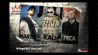 Martel - Až do konca (ft Peca Kali, prod Dripo)