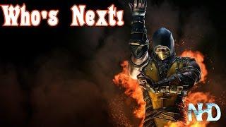 "Mortal Kombat X: Scorpion ""Who's Next!"" [Fatality]"