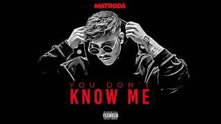 Armand Van Helden - You Don't Know Me (Matroda Remix)
