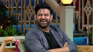 The Kapil Sharma Show - Movie Saaho Uncensored Footage   Prabhas, Shraddha Kapoor, Neil Nitin Mukesh