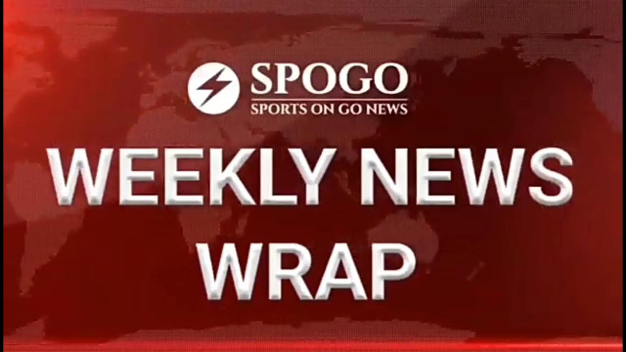 Weekly News Wrap 29th Aug - 4th Sept, 2021.